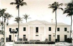 The Lauders' Palm Beach Mansion