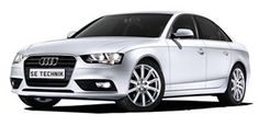 New Audi A4 Se Technik Has Equipment Improvements and Improved Engine Line-up