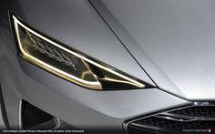 Audi prologue concept. (via Photo Gallery: Audi prologue concept Reveal Night - Fourtitude.com) More car design here.