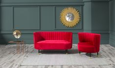 czyli Candy Sofa z salonu RENA Accent Chairs, Sofa, Candy, Furniture, Home Decor, Upholstered Chairs, Settee, Decoration Home, Room Decor