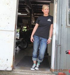 Christie From Gas Monkey Garage | anything from this week's episode, it's that y'all think Christie ...