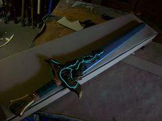 Light up LARP Weapon designs on Behance