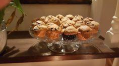 Mini cupcakes de fruites d'estiu