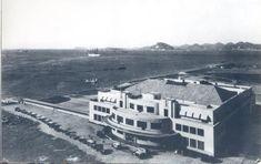 Antiga Estação de Hidroaviões e depois Terminal da PANAM - Aeroporto Santos Dumont.