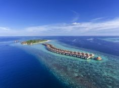 Why The Maldives is Hot Right now: 6 new resorts that are seriously glam