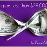 Blog series on how one family of 6 lives on less then $28K yr... Great tips  advice regardless of income amount! :) blessedmama5x
