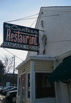 The Canteen Restaurant.....Chicago, Illinois