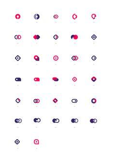 Web Design, Flat Design Icons, Graph Design, Badge Design, Icon Design, Sound Logo, Abstract Logo, Book Layout, Behance