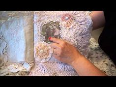 Make A Fabric Journal! - Part 1 - YouTube