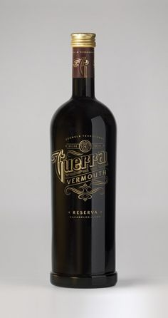 Vermouth Packaging Design – 18 Amazing Vermouth Bottles