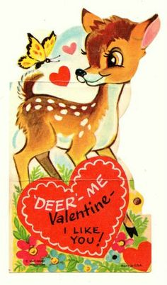 buy vintage valentines day cards
