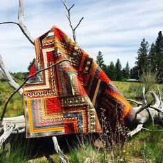 cotton machine pieced, hand quilted inches, a small lap quilt size All quilts ship by USPS Priority Shipping and require a signature upon. Bright Quilts, Small Quilts, Quilting Projects, Quilting Designs, Lap Quilt Size, Quilt Inspiration, Log Cabin Quilts, Log Cabins, Fabric Postcards