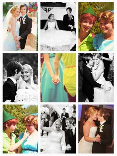 Peter and Wendy turned out fine. June 10, 2012. ugh this is so cute i can't even handle it.