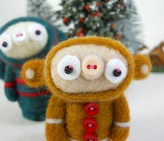 Gingerbob by KitLane on Etsy