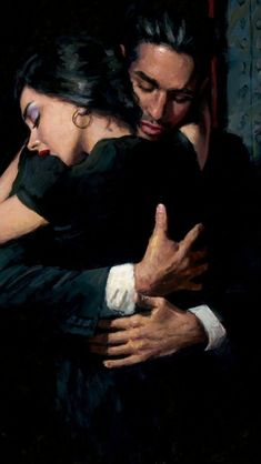Fabian Perez The Embrace II print for sale. Shop for Fabian Perez The Embrace II painting and frame at discount price, ships in 24 hours. Cheap price prints end soon. Fabian Perez, Hugs, The Embrace, Lovers Embrace, Couple Art, Cover Art, Art Gallery, Illustration Art, People