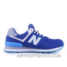 New Balance 574 2016 Women Blue Cheap To Buy BDP8kbY 055a4c104a