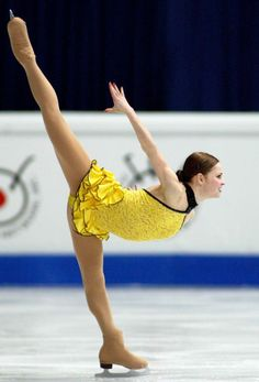 Sasha Cohen - USA.I love watching ice skating. Please check out my website Thanks.  www.photopix.co.nz