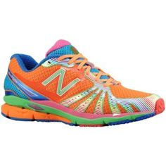 Called these my Rainbow Brite shoes - to worn out for running, but still one of my favorite pairs!