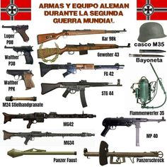 Heer infantry weapon Military Weapons, Military Art, Military History, German Soldiers Ww2, German Army, Mg34, Ww2 Weapons, Military Drawings, Army Vehicles