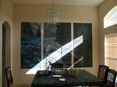 Dining Room Murals Ideas Interior Decor - Decorstate