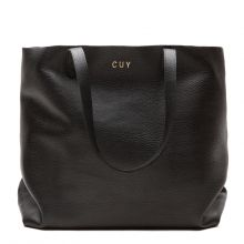 Leather Tote Black | Cuyana Shop