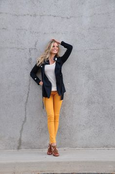 Bohme Style: How to wear colored denim