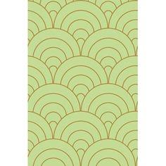 subtle color; art deco pattern