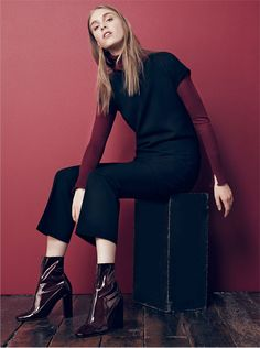 THE FALL REPORT | WOMAN-EDITORIALS | ZARA Denmark