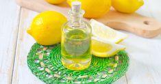 Olio di limone: antisettico per tosse e mal di gola