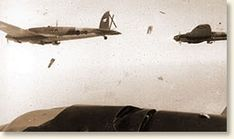 The German bombers appeared in the skies over Guernica in the late afternoon of April 26, 1937 and immediately transformed the sleepy Spanish market town into an everlasting symbol of the atrocity of war. Unbeknownst to the residents of Guernica, they had been slated by their attackers to become guinea pigs in an experiment designed to determine just what it would take to bomb a city into oblivion.