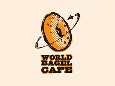 World Bagel Cafe #2 by Nate Perry