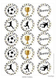 Die 106 Besten Bilder Von Fussball Karten Soccer Party Football