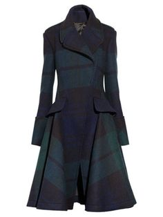 Coveting this stunning coat by McQ, fall 2012