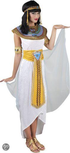 Egyptische Anuket - Kostuum - Maat 40/42