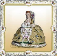 Drawings on first product became firmly established personally empress Elizaveta Petrovna