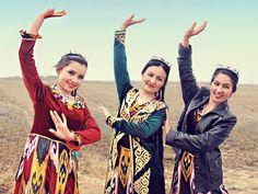 Navruz celebration in Uzbekistan