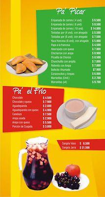 Menús (muchos!) de latinoamérica y España (pocos) - un proyecto de @ZJonesSpanish ► http://platodeldia.tumblr.com/archive