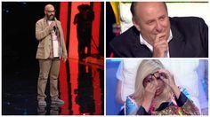 """ROMA Un padre è salito sul palco di """"Tu si que vales"""" ed ha cantato una canzone per la figlia che non"""