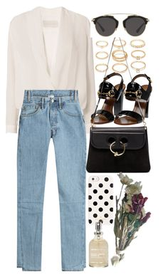"""Untitled #10423"" by nikka-phillips ❤ liked on Polyvore featuring Forever 21, Michelle Mason, Vetements, Gucci, J.W. Anderson, Kate Spade, Sans [ceuticals] and Christian Dior"