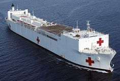 Image detail for -navy hospital ship usns comfort is being activated