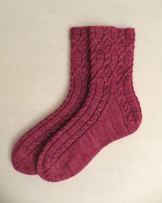 Knitting Patterns Socks Ravelry: Cassidae pattern by Rachel Coopey Loom Knitting, Knitting Stitches, Knitting Socks, Hand Knitting, Crochet Socks, Knitted Slippers, Knit Or Crochet, Knit Socks, Patterned Socks