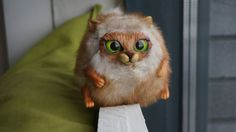 Hey, I found this really awesome Etsy listing at https://www.etsy.com/listing/490029815/cat-boll-fox-kitten-figure-art-decor