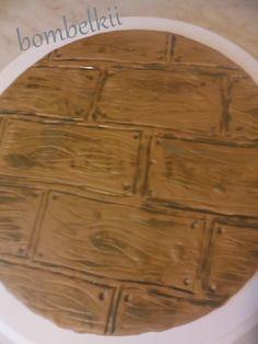 Cakeboard Deko