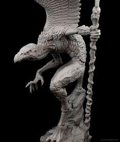 Vulture Demon