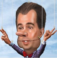The Koch Brothers Have Picked Scott Walker To Be Their 2016 Presidential Puppet