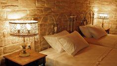 villa in Rethymno Rethymno Crete, Crete Greece, Swimming Pools, Villa, Table Lamp, Traditional, Luxury, Bedroom, Architecture