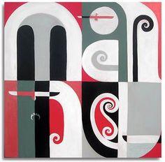 Andrea Eve Hopkins is under construction Flag Template, Maori Designs, New Zealand Art, Jr Art, Maori Art, Kiwiana, Art Inspo, Printmaking, Design Elements