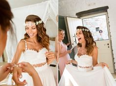 Stylish boho γαμος στη Τζια | Μαρια & Κωνσταντινος  See more on Love4Weddings  http://www.love4weddings.gr/stylish-boho-wedding-kea/