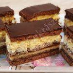 Hólabdapudingos mézes krémes (tejszín ízű pudinggal is isteni!) Cake Cookies, Tiramisu, Snacks, Ethnic Recipes, Dios, Appetizers, Tiramisu Cake, Treats