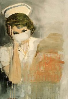 Richard Prince, 'Nurse' series. Nurse Barclay's Dilemma, 2002.